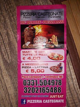 Pizzeria Castegnate Castellanza Photos Restaurant