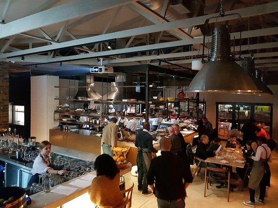 The dining Area - Picture of Van Der Linde Restaurant, Johannesburg ...
