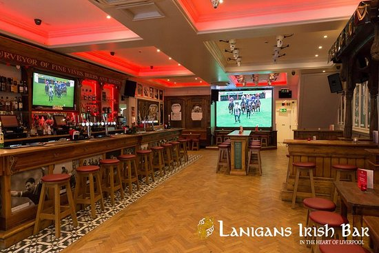 Lanigans Irish Bar