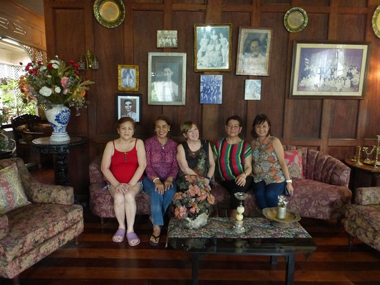 Cabadbaran, Filippinene: A 100 year old Ancestral House