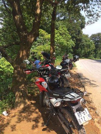 A stop at Ba Vi National Park