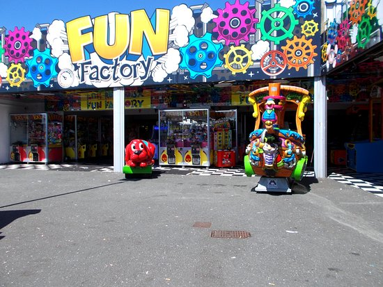 Fun Factory, Towyn