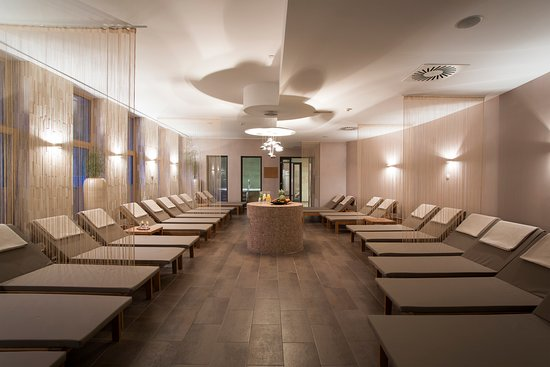 Mozirje, Slovenia: Wellness cantre above the clouds
