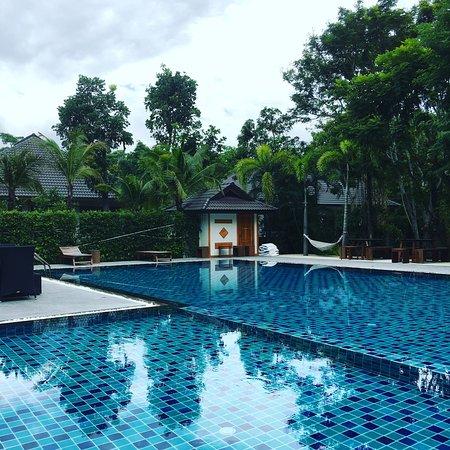 Bangarang Muay Thai and Fitness Camp Chiang Mai: swimming pool