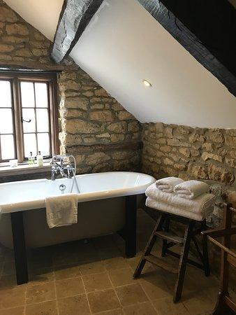 The Ebrington Arms: Room 1