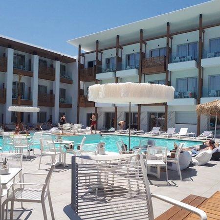 Bel hôtel, très bonnes prestations, personnel efficace et sympa