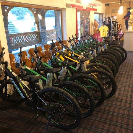 Zdiar, Slowakije: E-bike Strachan