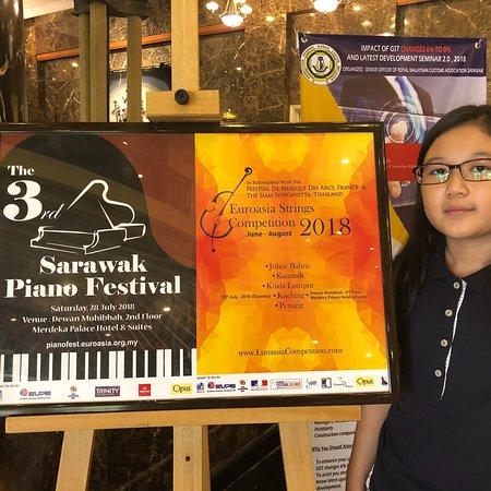 Sarawak Piano Festival 2018