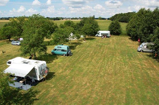 Camping & Gites La Foret de Tesse