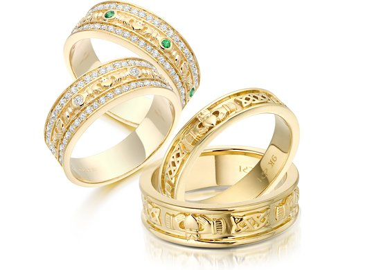 Claddagh Ring Jewelry