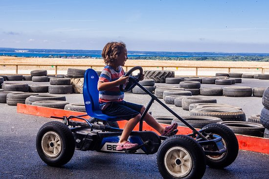 Yarmouth, UK: Pedal Go-Karts