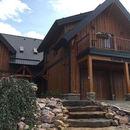 峽谷嶺旅館照片