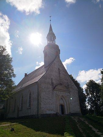 Sangaste kirik: Sangasten kirkko 25.7.2018