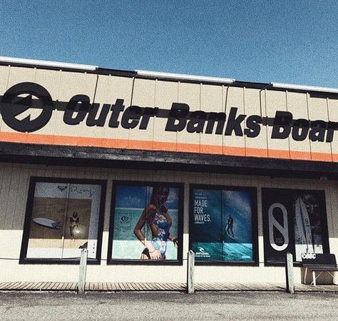 Outer Banks Boarding Company Summer 2018 Outdoor Banners