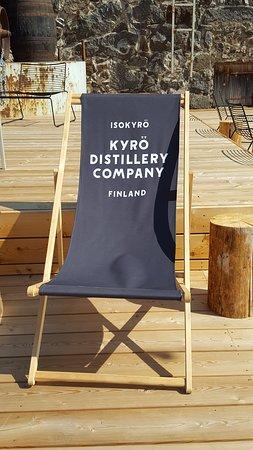 Isokyro, Φινλανδία: Kyro Distillery Company
