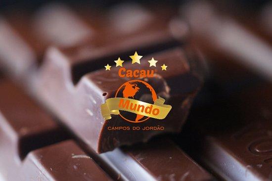 Cacau Mundo Chocolates - Empório e Fábrica