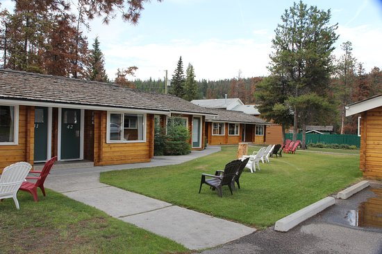 Jasper House Bungalows: Well-kept