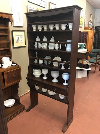 Kitchen Hutch Picture Of Trouvaille Antiques Taylor
