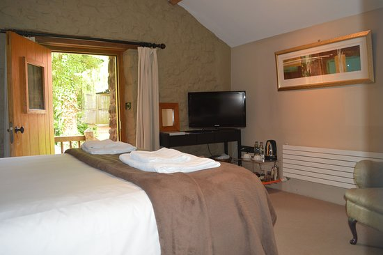 Lamb Inn at Sandford Bedroom 4