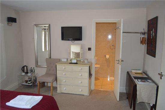 Lamb Inn at Sandford Bedroom 2