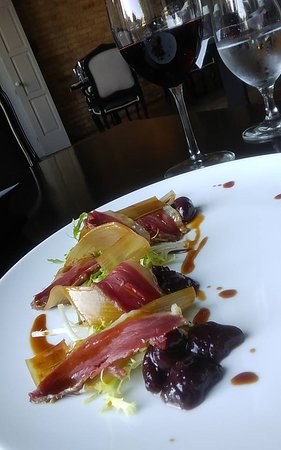 The Little Inn: duck prosciutto