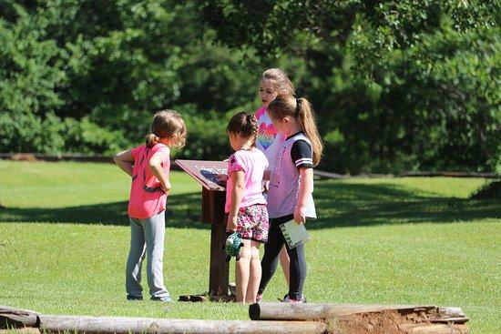 Los Adaes State Historic Site: Exploring the Presidio (fort) site