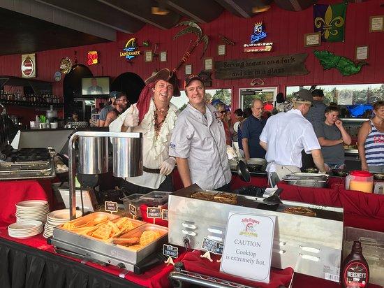Rocky Mount, MO: Breakfast 7 days a week!