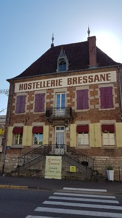 Saint-Germain-du-Bois, Frankrike: Hostellerie Bressane