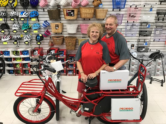 Pedego Simsbury Owners