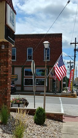 Perry, MO: Hootenanny cafe and sweetery