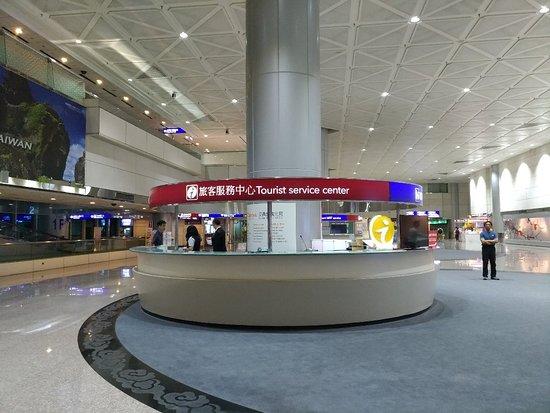 Tourist Service Center (Terminal 2)