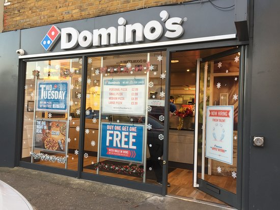Dominos Pizza Hounslow Restaurant Reviews Photos