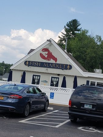 Chichester, NH: Weathervane Seafood Restaurants