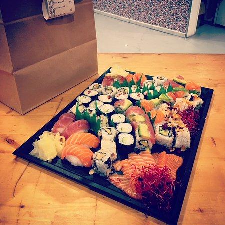 sumo sushi bar marseille restaurantanmeldelser tripadvisor. Black Bedroom Furniture Sets. Home Design Ideas
