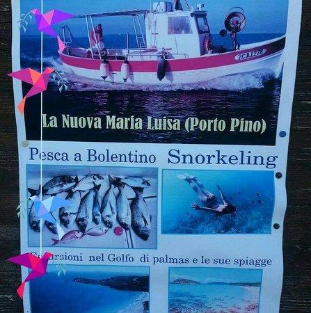 Pescaturismo La Nuova Marialuisa