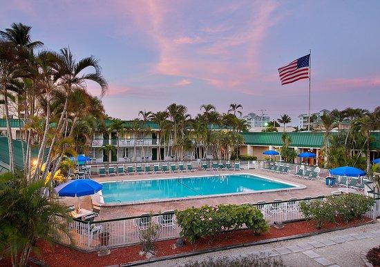 Wyndham Garden Fort Myers Beach Updated 2018 Hotel Reviews Price Comparison Fl Tripadvisor