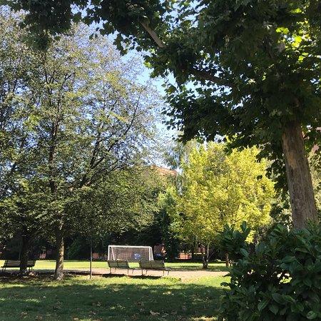 Parco dell`ex Ospedale Psichiatrico Paolo Pini