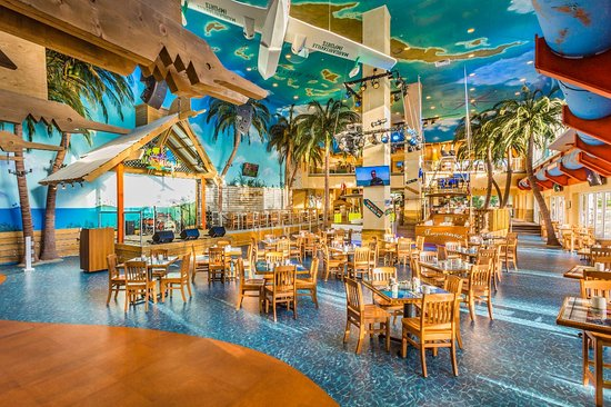 Jimmy Buffett S Margaritaville Restaurant Hollywood Menu