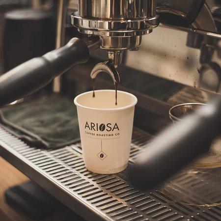 Drogheda, Irlandia: Ariosa Cafe