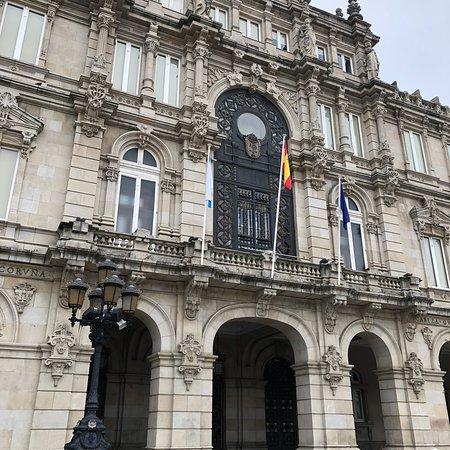 Palacio Municipal de Maria Pita