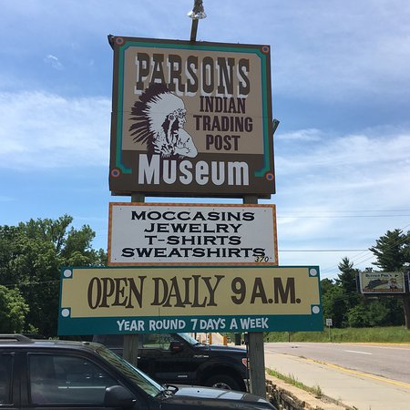 Parsons Indian Trading Post