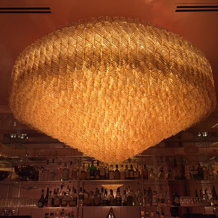 detailed look 5ad6c b5038 Drinks under the chandelier-what more can want? - Picture of ...