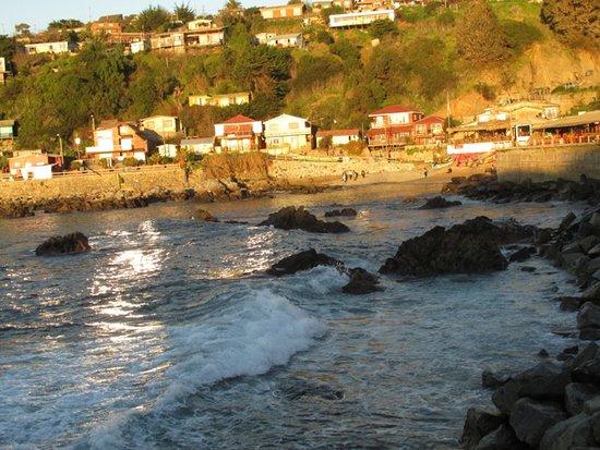 Quintay, Chile: Lindo paseo para cualquier día de la semana