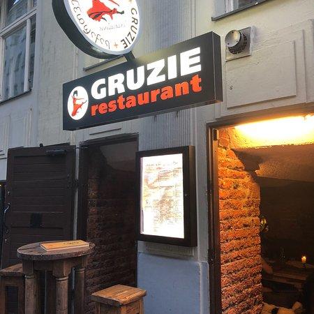 Gruzie, Georgian Restaurant ภาพถ่าย