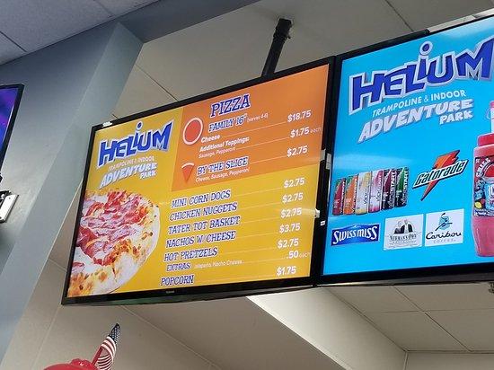 Helium Trampoline & Indoor Adventure Park Resmi