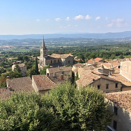Bonnieux en Provence, Frankrike: photo1.jpg