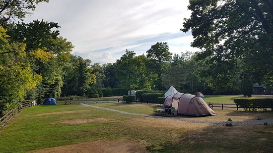Campsites ross on wye