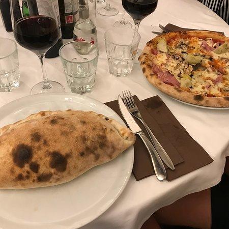 Middag sista kvällen i Barcelona