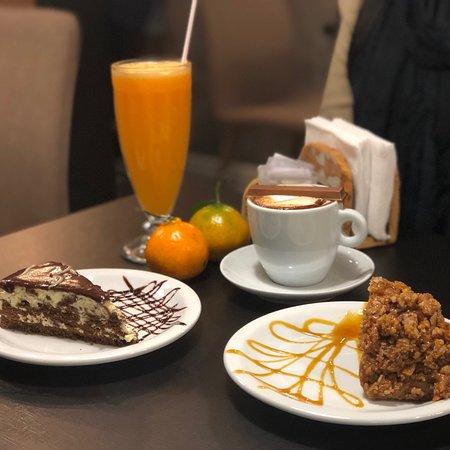Bilde fra Bergamota Cafeteria