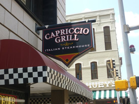 Capriccio Grill Good Restaurant At The Peabody Hotel